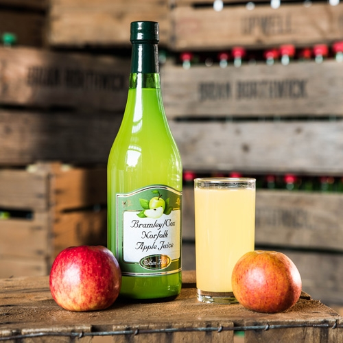 Bramley & Cox Apple Juice | Whin Hill Norfolk Cider, Wells-next-the-Sea | Purchase Traditional Norfolk Cider, Perry & Apple Juice Online