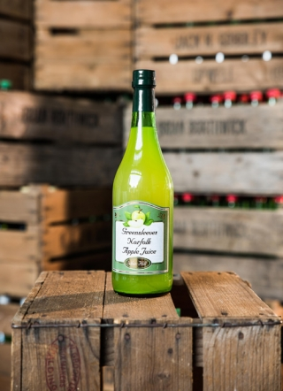 Greensleeves Apple Juice | Whin Hill Norfolk Cider, Wells-next-the-Sea | Purchase Traditional Norfolk Cider, Perry & Apple Juice Online