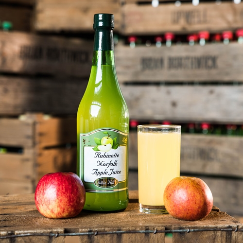 Rubinette Apple Juice | Whin Hill Norfolk Cider, Wells-next-the-Sea | Purchase Traditional Norfolk Cider, Perry & Apple Juice Online