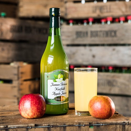 James Grieve Apple Juice | Whin Hill Norfolk Cider, Wells-next-the-Sea | Purchase Traditional Norfolk Cider, Perry & Apple Juice Online