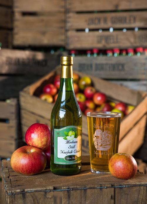 Medium Still Cider | Whin Hill Norfolk Cider, Wells-next-the-Sea | Purchase Traditional Norfolk Cider, Perry & Apple Juice Online