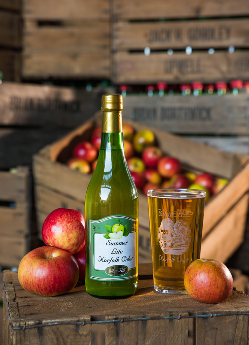 Summer Lite Cider | Whin Hill Norfolk Cider, Wells-next-the-Sea | Purchase Traditional Norfolk Cider, Perry & Apple Juice Online