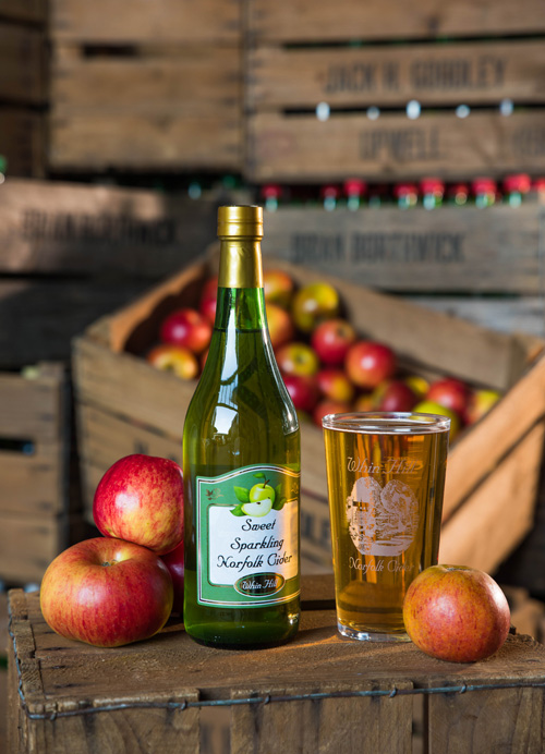 Sweet Sparkling Cider | Whin Hill Norfolk Cider, Wells-next-the-Sea | Purchase Traditional Norfolk Cider, Perry & Apple Juice Online