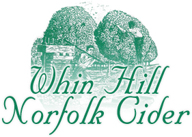 Whin Hill Cider Logo